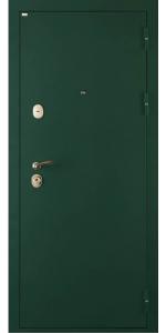 Дива МД 25 Зеленый бархат/орех бренди