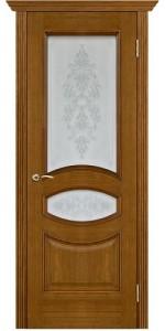 Дверь Вист Ницца Дуб стекло